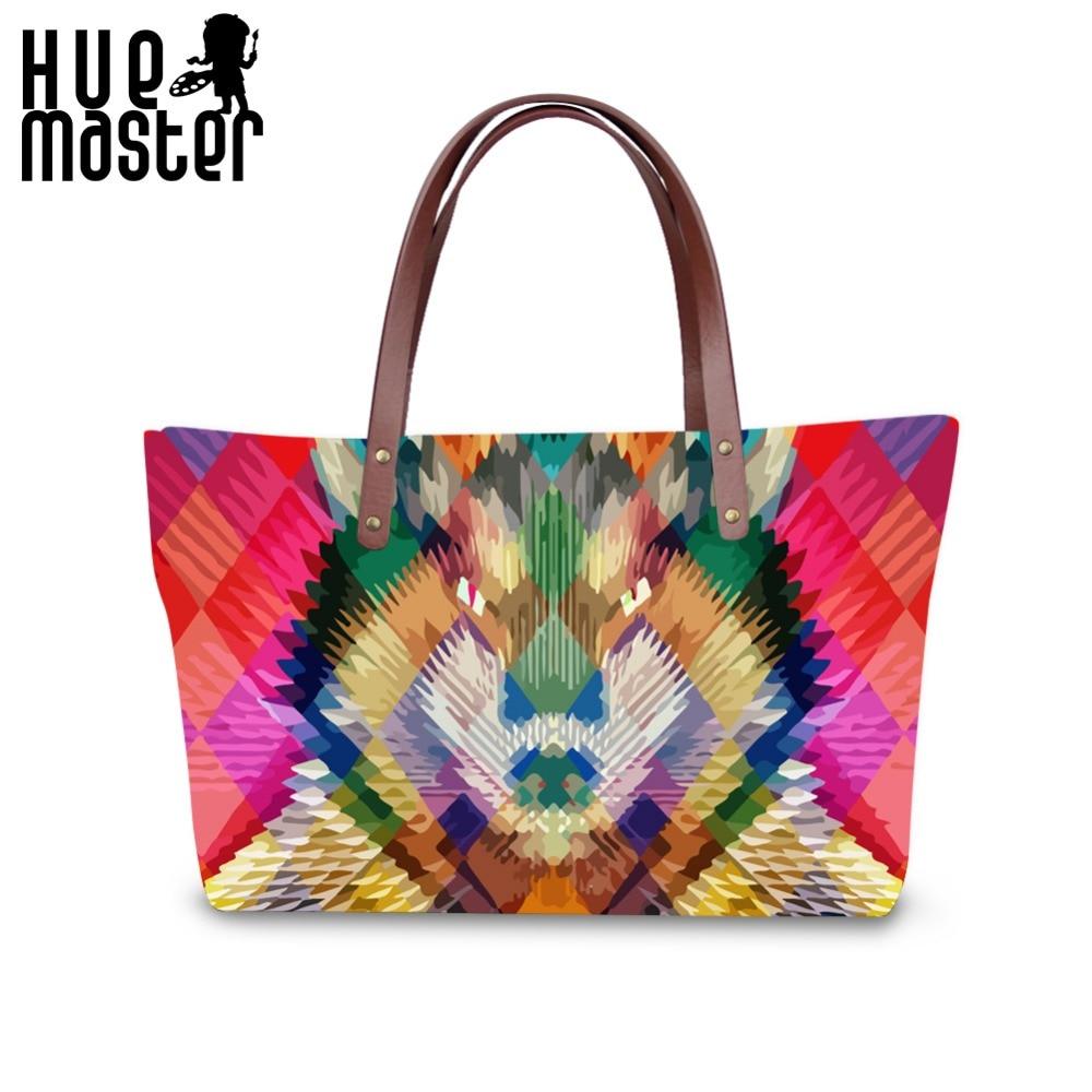 Оттенок мастер женская сумка красивый узор <i>сумки-бесплатные выкройки</i> из водонепроницаемой ткани три Craft швейная подкрепление подкладке мягкие сумки для женщин(China)