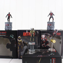1pcs 6cm Anime Figures Ant Man Hornets Warrior Action Fugires Doll Model Toy(China)