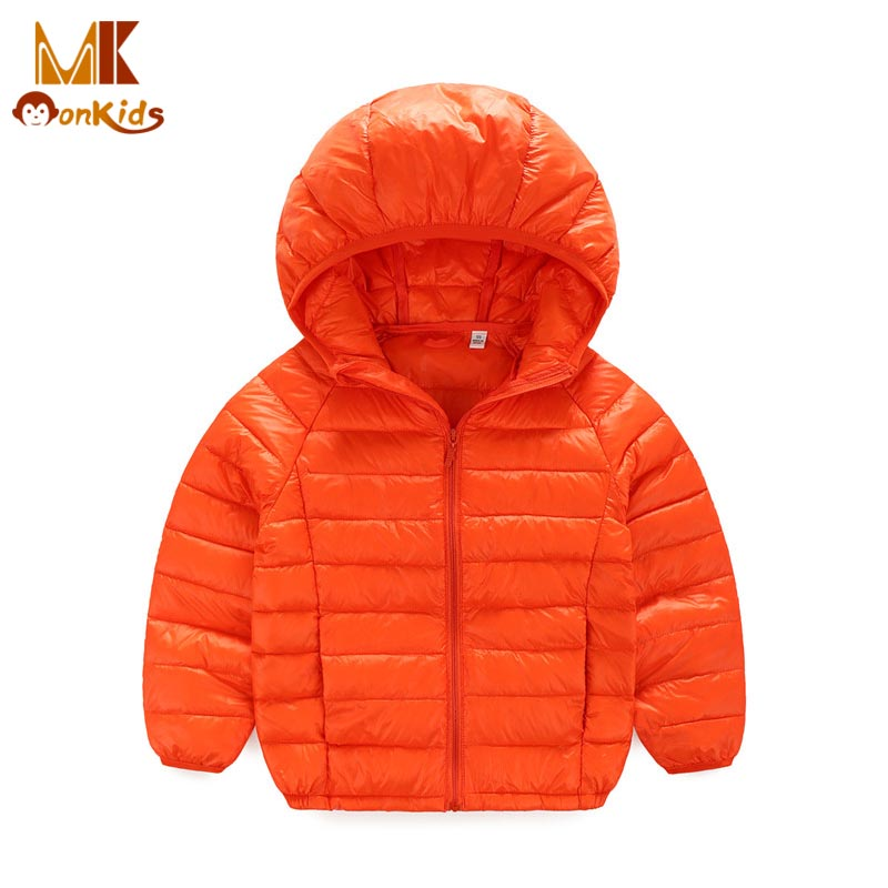 Monkids Down Jacket for Girls Candy Color Winter Coat Warm Coat&amp;Jackets For Children Windbreaker Parkas Childrens ClothingОдежда и ак�е��уары<br><br><br>Aliexpress