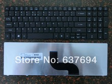 Free Shipping! Brand New laptop QWERTY keyboard For Gateway NV59C NEW90 PEW96 for Packard Bell NEW95 Black US Teclado