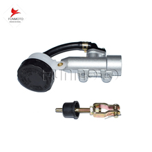 front right Brake caliper and brake pump of  CFMOTO 500cc ATV/CFX6/CF625  atv  brake system 9010-080400/9010-080800