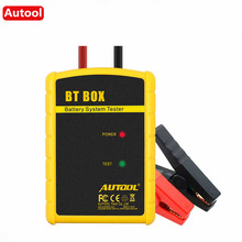 AUTOOL BT-BOX Automotive Battery Analyzer BT BOX BTBOX Bateery Test Tool Support Android/ISO(China)