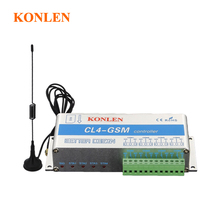 4 Channels GSM Relay Switch Call Sms Remote Control Controller Home Appliance on off Door Opener Quad band 850/900/1800/1900mhz