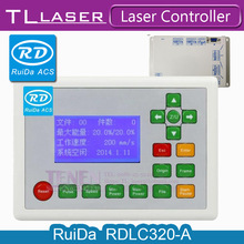 RD320 Ruida RDLC320-A RDLC320 DSP Laser Controller Control System Model Motherboard For CO2 Engraver Cutting Machine Equipment