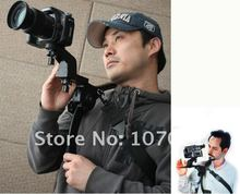 Photography bracket Hand Free Shoulder Pad for Camcorder DV Video Camera Support 6KG With Tracking Number