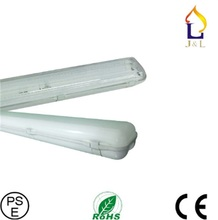 Free shipping 4pcs/lot led Tri-proof light IP65 led tube batten light waterproof warehouse 38W/78W/96W 2ft/4ft/5ft AC100-277V