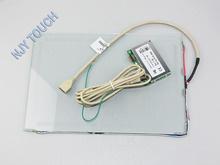 NEW 12.1inch SAW Touch Panel Screen 4mm+USB Controller 311x214mm XP W7 For KIOSK ATM