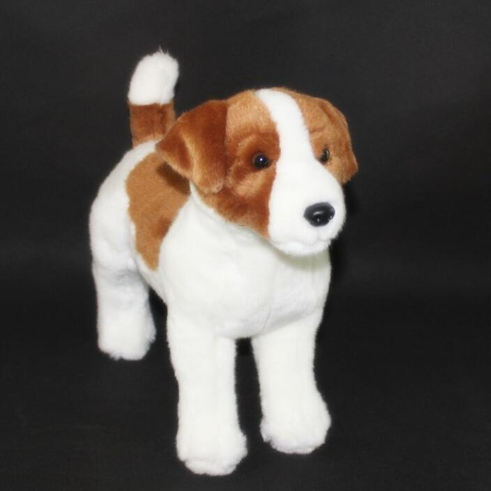 Big Toy Simulation Stuffed Animals  Plush Dog Toys For Children Pillow Standing Beagles Doll  <br>