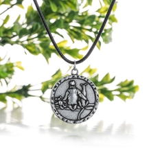 Best Company Greyhound Doll Pendant Necklace Italian Animal Lover Necklaces Pendants Men Women Gift Jewelry Antique Silver(China)
