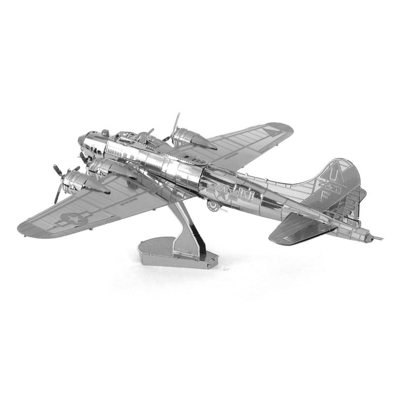 Mini Fun 3D Metal Puzzle Star Wars ATAT X-Wing R2D2 Robot Adult Jigsaw Assembling Model Children's Educational Toys