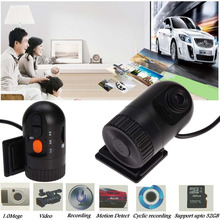Mini Full HD 1080P Car DVR G-Sensor Video Recorder Vehicle Camera Camcorder(China)