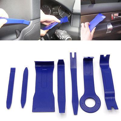 OOTDTY-7Pcs-Set-Car-Interior-Dash-Radio-Door-Clip-Panel-Trim-Open-Removal-Tools-Kit
