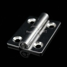 2pcs 304 Stainless Steel 2 Inch Detachable Hinge 50*36*2mm Mechanical Detachable Marine Industrial Hinge HM178(China)