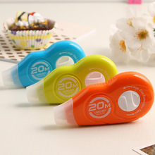 Creative Stationery Correction Tape 20m Long Correction Fluid For Office School Supplies Free Shipping 00204(China)