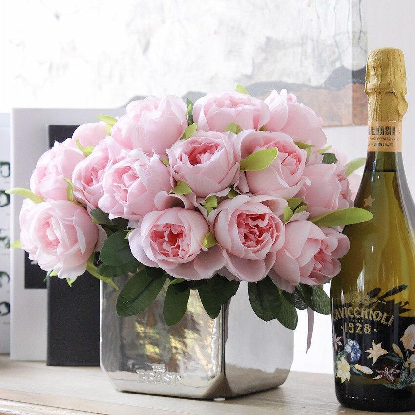 55cm length Freesia bouquets, 10pcs, 15 flowers\\bouquet, Freesia ...