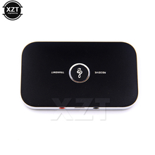 Newest Portable 3.5mm Wireless 2 in 1 Bluetooth Receiver Transmitter Receiver Adapter Music A2DP For Computer Tablet PC TV Mp3