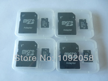 128MB 256MB 512MB class 6 Micro SD card SD HC Transflash TF CARD USB 2.0 memory card+Free adapter free shipping