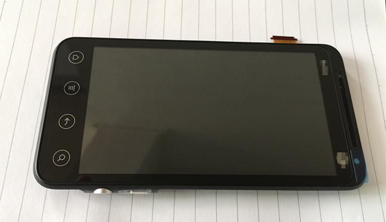 Original Full LCD Display+Touch Screen Digitizer+Frame for HTC Evo 3d x515m Free shipping<br><br>Aliexpress