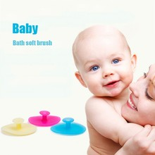 Buy Soft silicone Baby comb Infant newborn shampoo Hair Wash Brushes Safety baby kids Head Massager baby Gift for $1.19 in AliExpress store