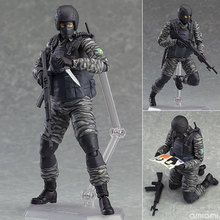 METAL GEAR SOLID 2: SONS OF LIBERTY Figma 298 Gurlukovich PVC Action Figure Collectible Model Toy(China)
