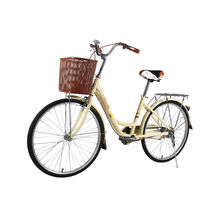 ALTRUISM Q3 City Bike 24 Inch Road Bikes Retro Bike Bicicleta Bisiklet Ladies Bicycle Aluminum Bicycle Rear Drum Brake(China)