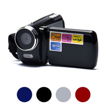 Hot Sell Professional Video Camera HD 12MP DVR 1.8'' TFT LCD Screen 4X ZOOM Digital Video Camcorder(China)