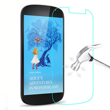 2.5D For Yota phone 2 Tempered Glass 9H High Quality Protective Film Explosion-proof LCD Screen Protector For Yotaphone2(China)