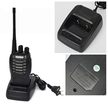 2017 HYS Combination Baofeng Walkie Talkie & Two Way Radio Antenna 5W Handheld UHF 400-470MHz Portable CB Radio BF-888S