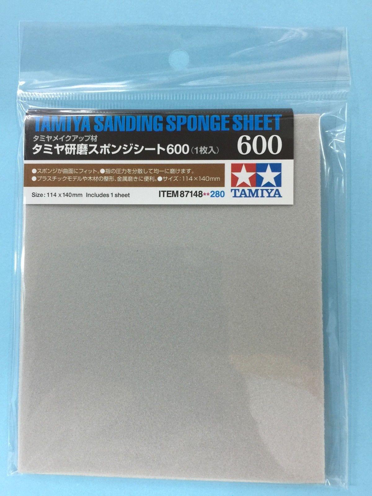 P2000 for Wood Plastic Tamiya Finishing Abrasives Sandpaper Grit Size P180