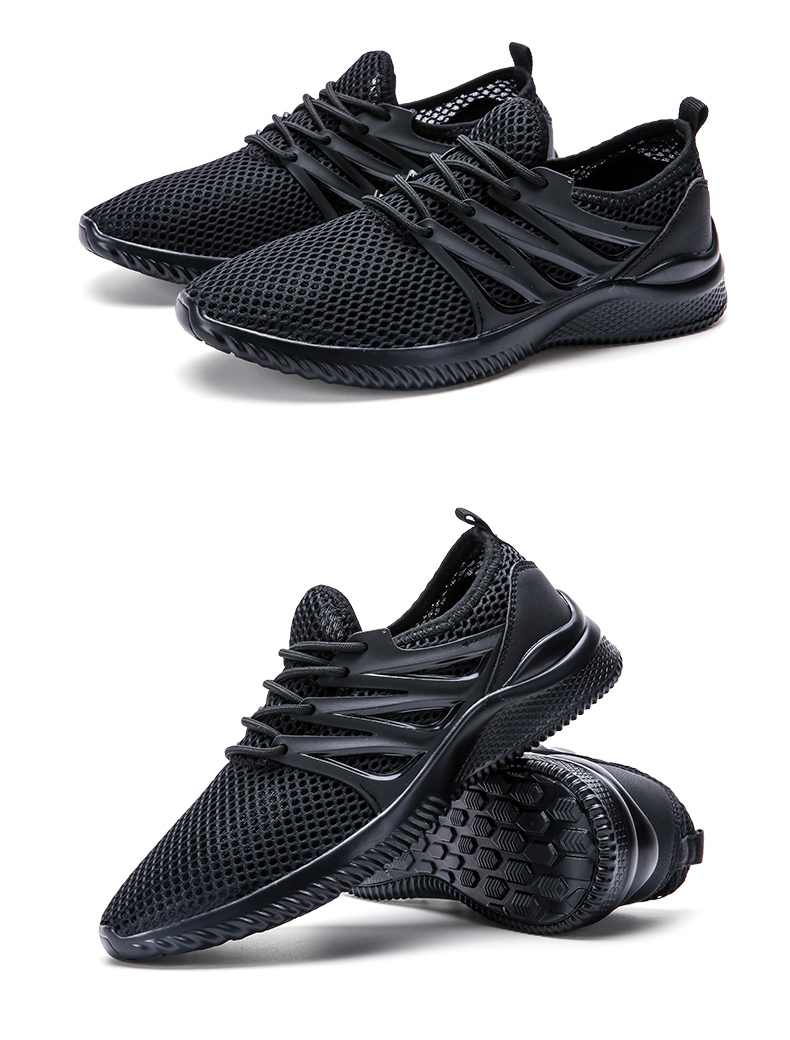 2018 New Arrivals Men's Fashion Summer Casual Shoes Man Sneakers Breathable Trainers Male Footwear Adult Krasovki Plus Size 45 47 Online shopping Bangladesh