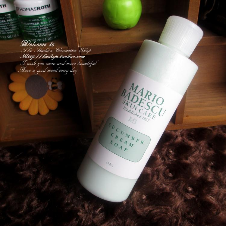 Mario Badescu Cucumber Cream Soap 177ml Skincare<br>