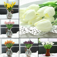 Tulip seeds, beautiful tulip flowers, potted indoor and outdoor potted plants purify the air mixing colors - 100pcs / bag