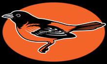 MLB Baltimore Orioles Flag Banner 006 Size 3x5FT 90x150CM New Polyester 8866, free shipping(China)