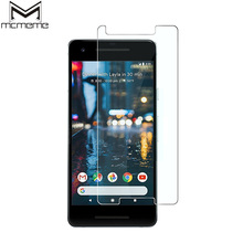 MCMEME For Google Pixel 2 XL Tempered Glass 9H Slim Explosion-proof HD Screen Protector For Google Pixel 2 2XL Protective Film