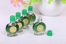 by ems or dhl 1000pcs Medicated Oil For headaches stomachaches pain relief Refreshing Oil Anti insect(China)