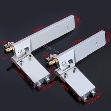Aluminum 75mm 95mm RC Boat Rudder Metal Suction Water Pickup Absorbing Steering for Electric Gas Remote Control Models Parts CNC