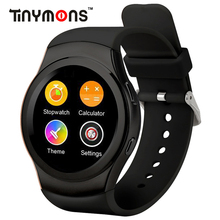 New arrival No.1 G3 Bluetooth Smart Watch MTK2502c IPS screen SIM card Hear Rate Monitor Clock for Apple Iphone IOS & Android