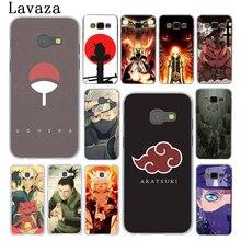 Lavaza HOKAGE Uzumaki Naruto Sasuke Hard Case Samsung Galaxy A3 A5 2015 2016 2017 Grand Prime A8 Plus A8 2018 Note 8 9