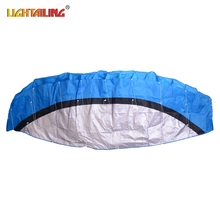 LIGHTAILING Brand 4 Color Dual Line Kite, Parafoil kite, Stunt kite,Soft Kite Outdoor Sport Frameless Flying Kids Toys