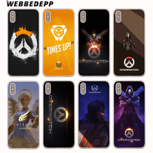 Buy WEBBEDEPP Overwatch ow Game Hard Cover Case iPhone 8 7 6S Plus X/10 5 5S SE 5C 4 4S for $1.49 in AliExpress store