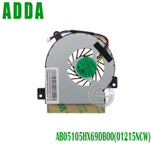Laptop CPU fan cooling fan for ASUS EPC 1215N VX6 1215CT 1215B EPC 1215T 1215P AB05105HX69DB00