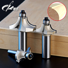 1PCS 1/2*SHK Router Bit Table Edge Bit CNC Carving Machine Wood Processing
