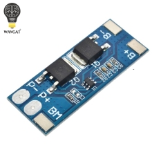 2 series 7.4V lithium battery protection board 8A working current 15A current limit/Overcharge discharge protection