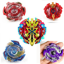 New Spinning Top Beyblade BURST B-23 With Launcher And Original Box Metal Plastic Fusion 4D Gift Toys For Children(China)