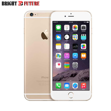 original Apple iPhone 6 Cellphones simfree 4.7 inch IOS 10 Dual Core phone 8 MP Camera 3G WCDMA 4G LTE Used 16gb 64gb unlock(China)