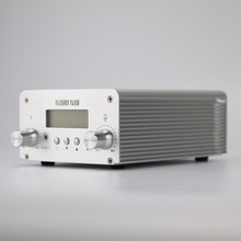 Free Shipping Manufactory Price 1W/6W Powerful FM Radio Broadcasting Transmissor NIO-T6A fm pll transmitter(China)
