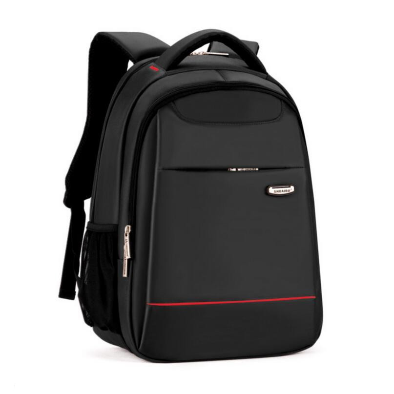 grey laptop backpack for boy 15 inch notebook computer bag black luggage travel bags boys school bags male high school backpack<br><br>Aliexpress