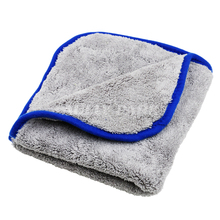 40cmx40cm 800gsm Super Thick Plush Microfiber Car Cleaning Cloths Car Care Microfibre Wax Polishing Detailing Towels