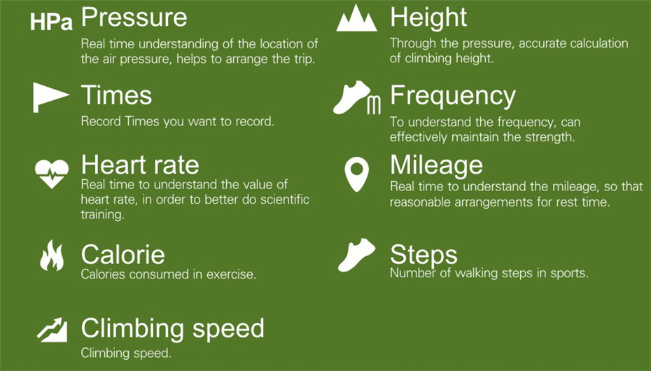 Makibes G07 GPS Smart Watch (11)