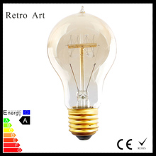 A19 40W vintage Edison Filament bulb Antique edison style light bulb 220V E27